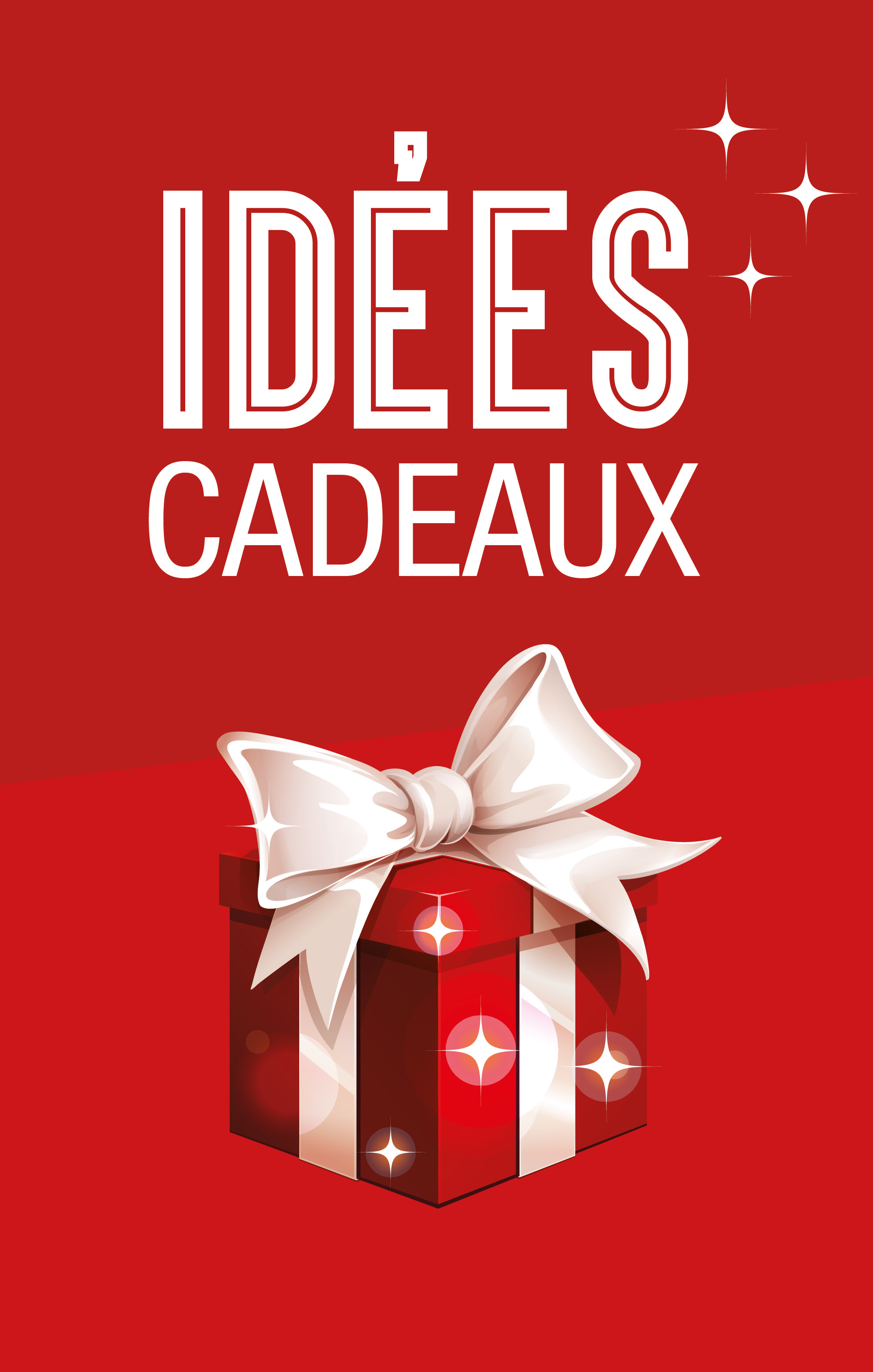 Idees cadeaux noel for Photo idee cadeau